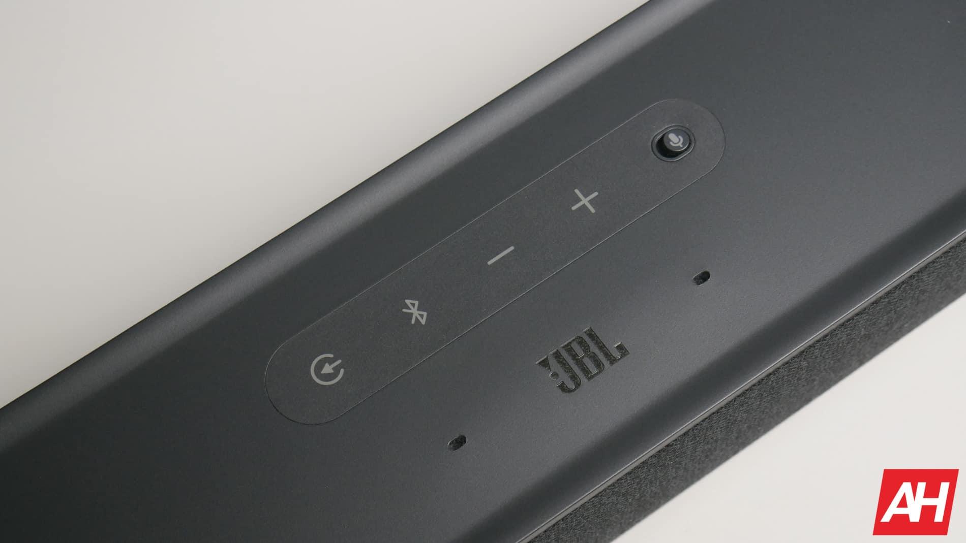 JBL Link Bar Android TV Controls AH 01