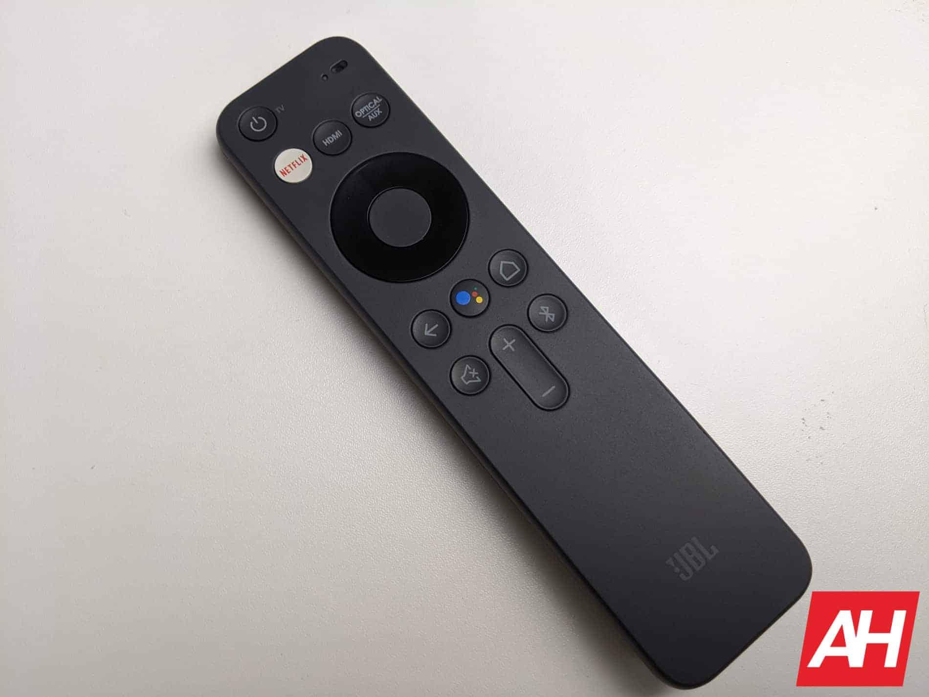 JBL Link Bar Android TV Remote Control AH 01 1