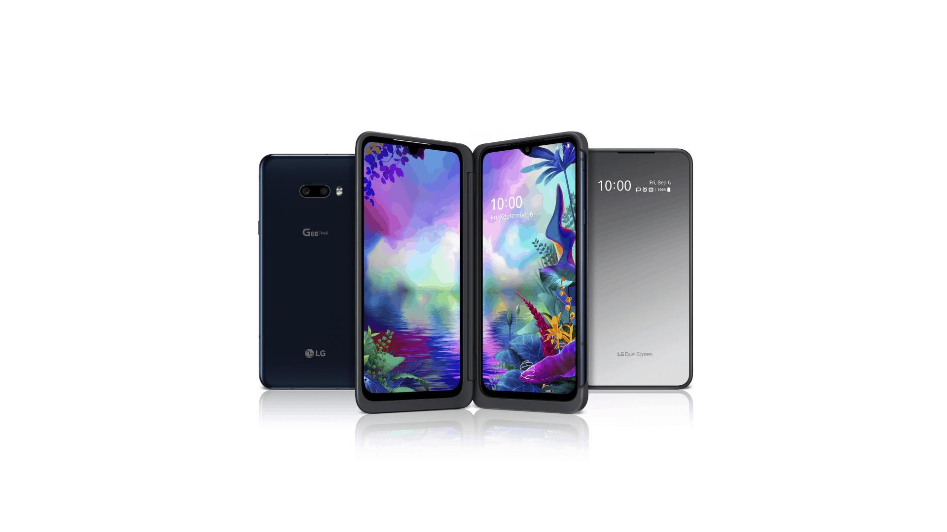 LG G8X ThinQ 1