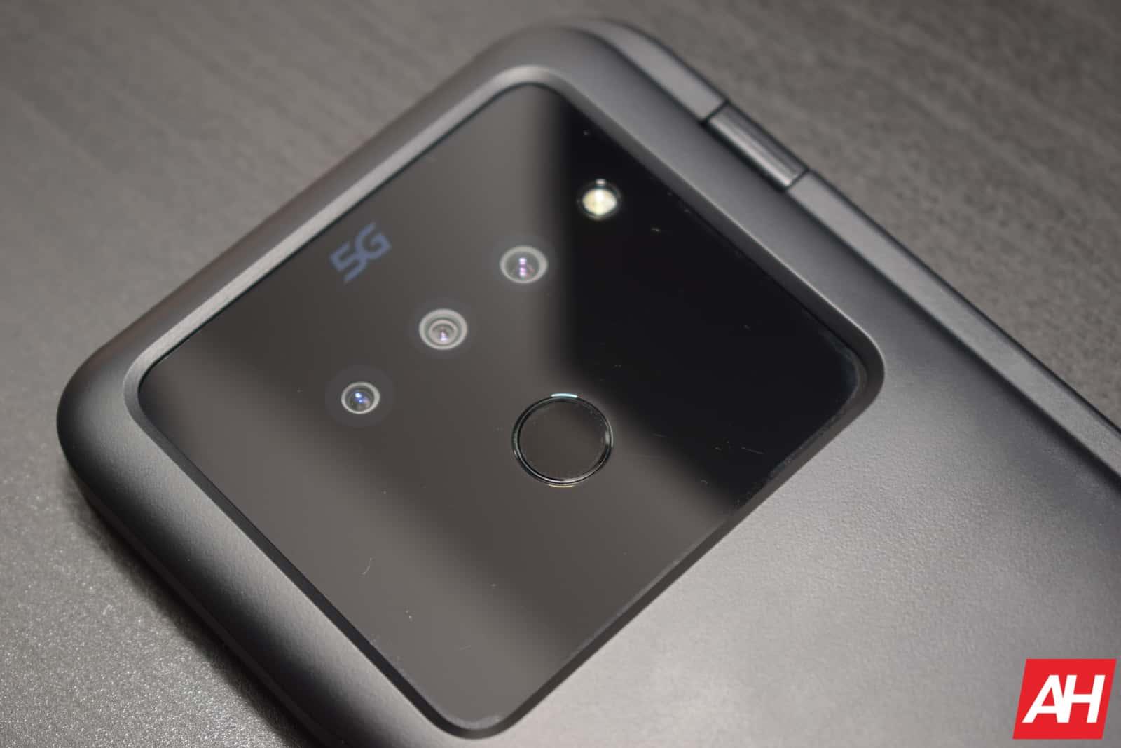 LG V50 ThinQ 5G AM AH 5