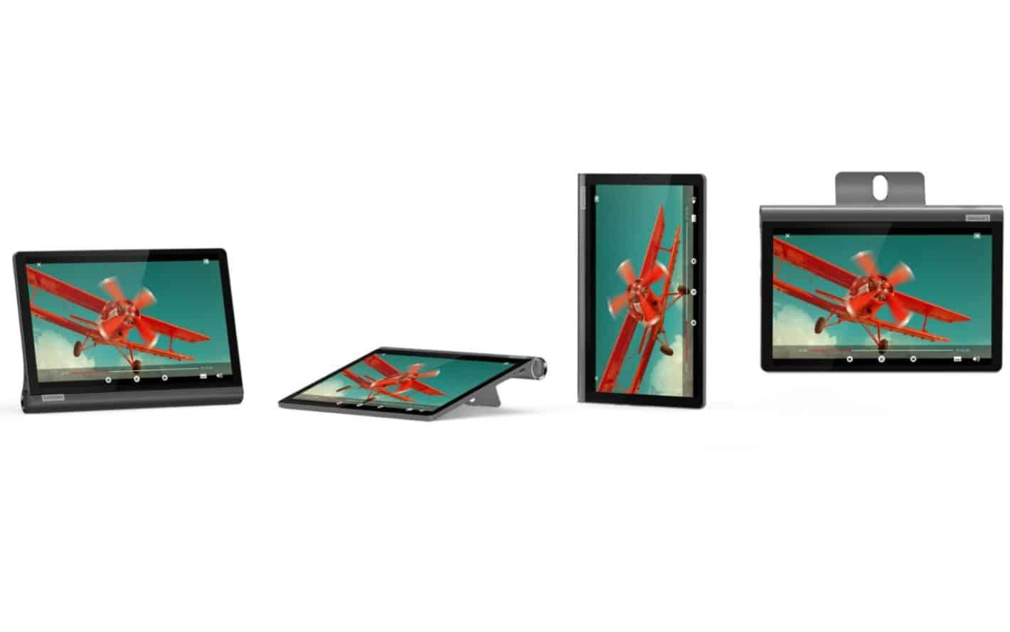 Lenovo Yoga Smart Tab Usage Modes