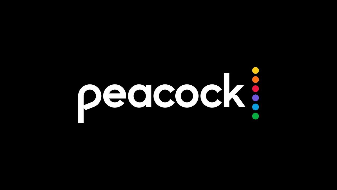 NBC Peacock Streaming Service Logo 01
