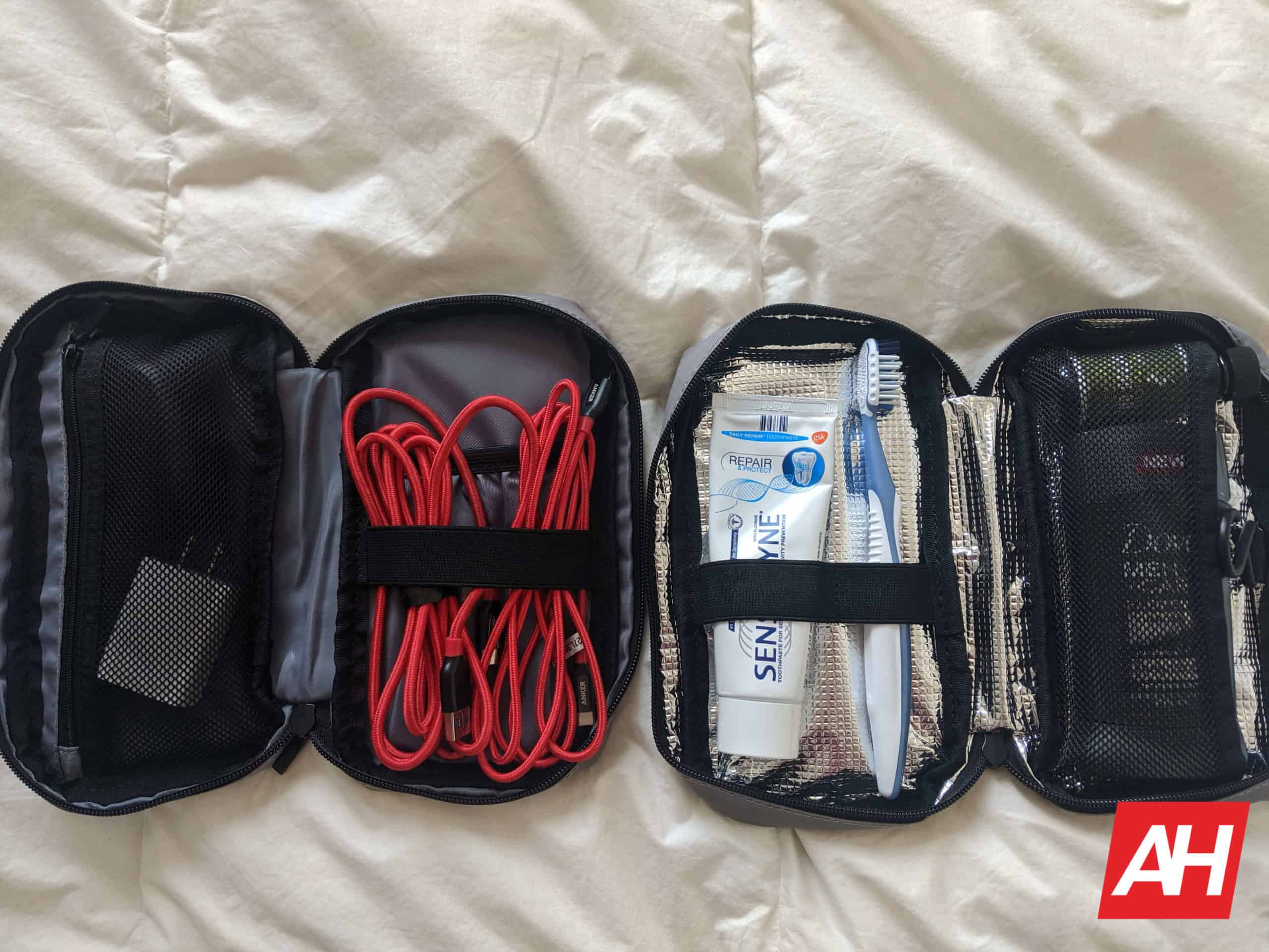 Nayo Smart Almighty Backpack Review 14