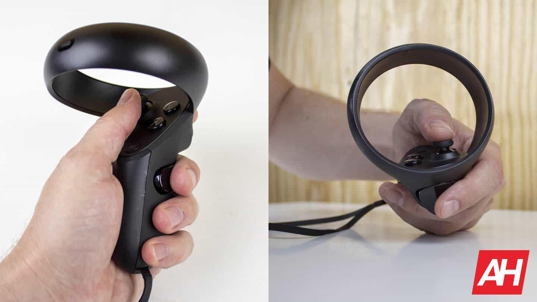 Oculus Rift S AH NS 06 controller hold