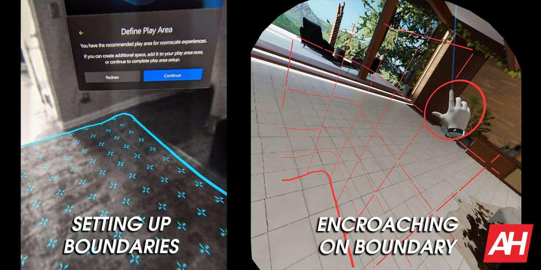Oculus Rift S AH NS Boundaries