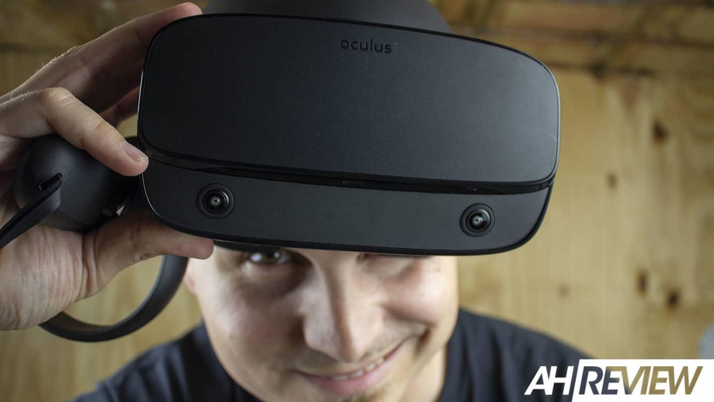 Oculus Rift S AH NS Review