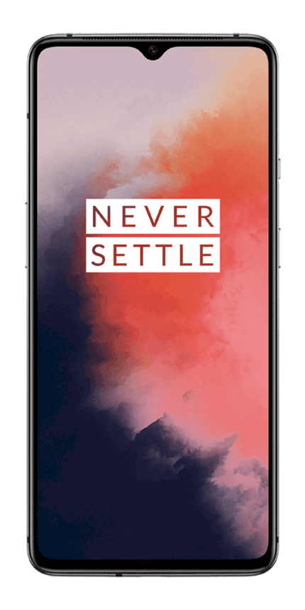 OnePlus 7T Frosted Silver render 2