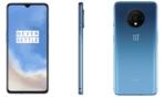 OnePlus 7T Glacier Blue render 1