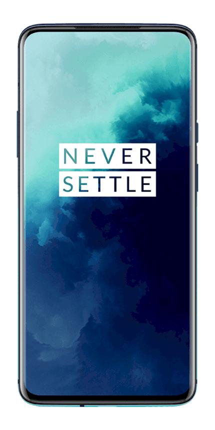 OnePlus 7T Pro Glacier Blue render 2