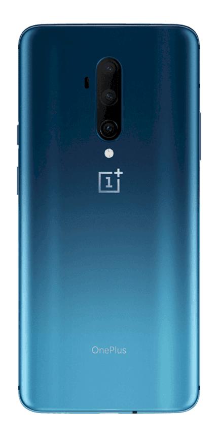 OnePlus 7T Pro Glacier Blue render 3