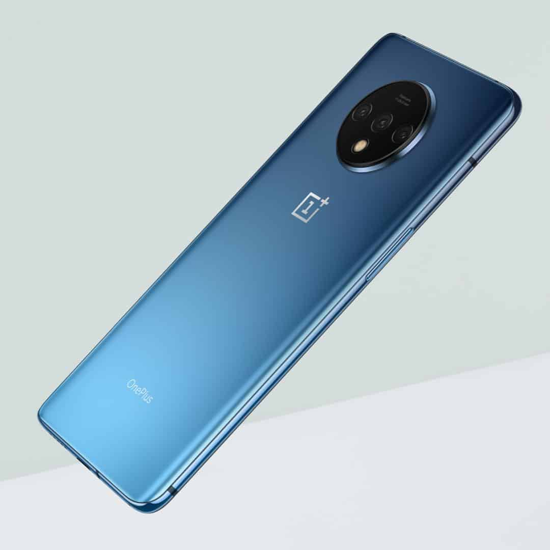 OnePlus 7T official render 2