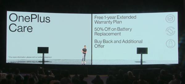 OnePlus Care image 1