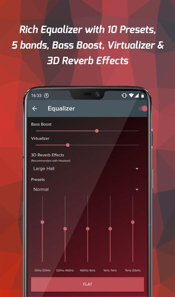 Pi Music Player app image September 2019