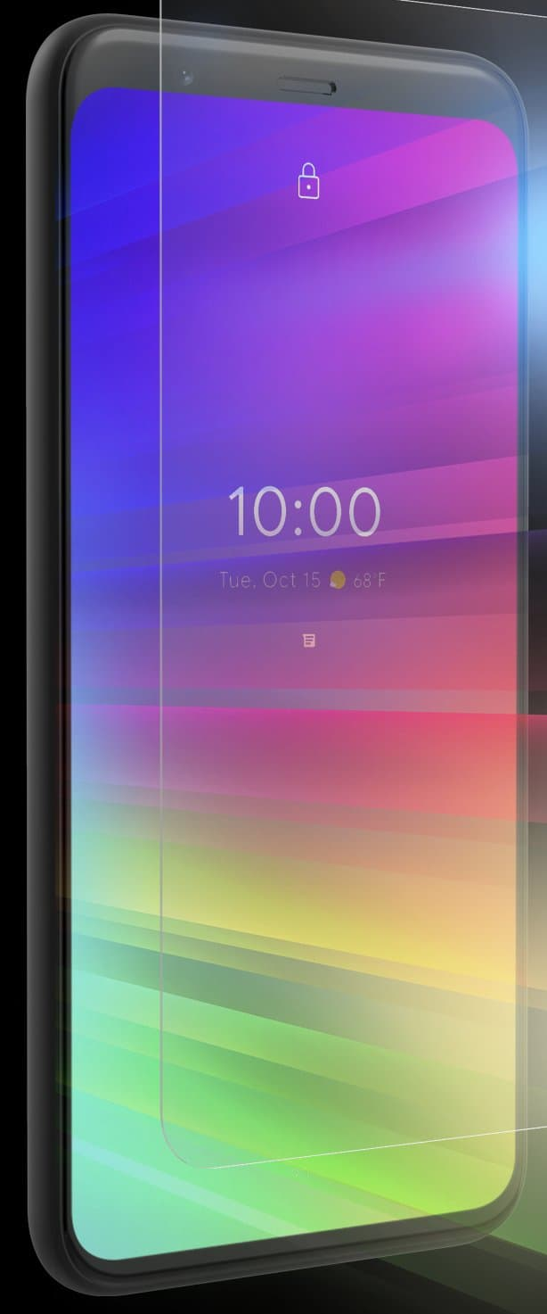 Pixel 4 render