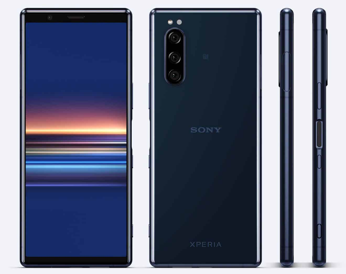 Sony Xperia 5 official image 3