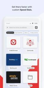 Vivaldi Browser image 2