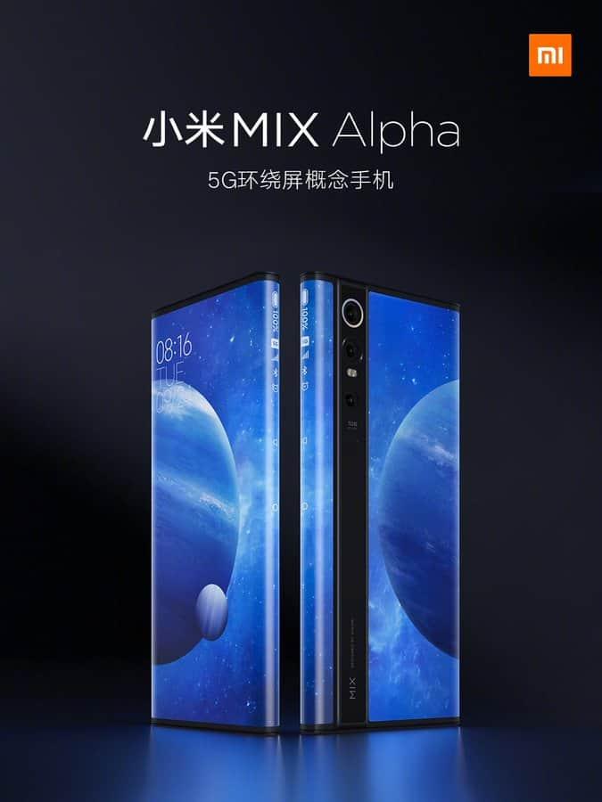 Xiaomi Mi MIX Alpha official image 1