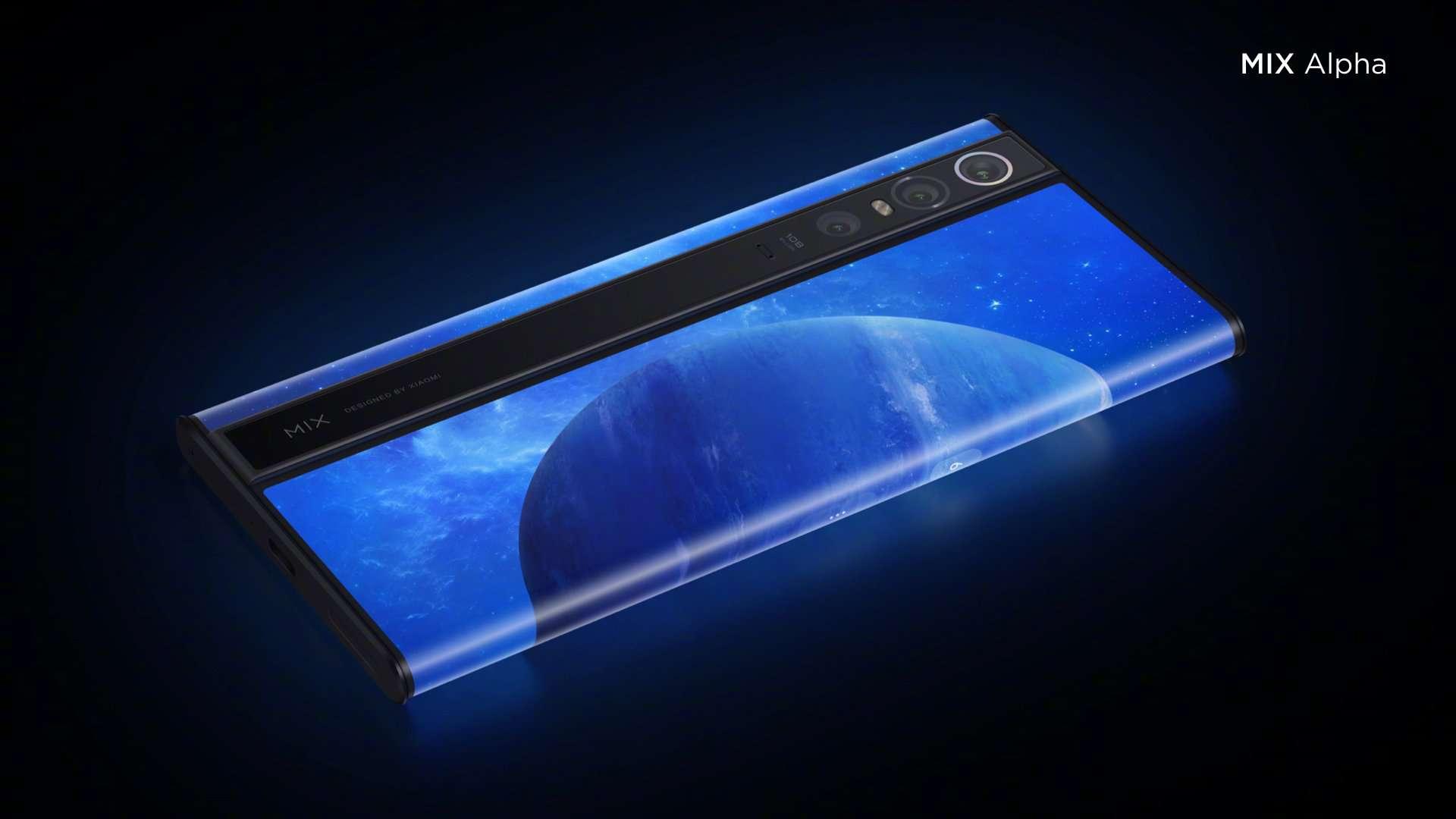 Xiaomi Mi MIX Alpha official image 5