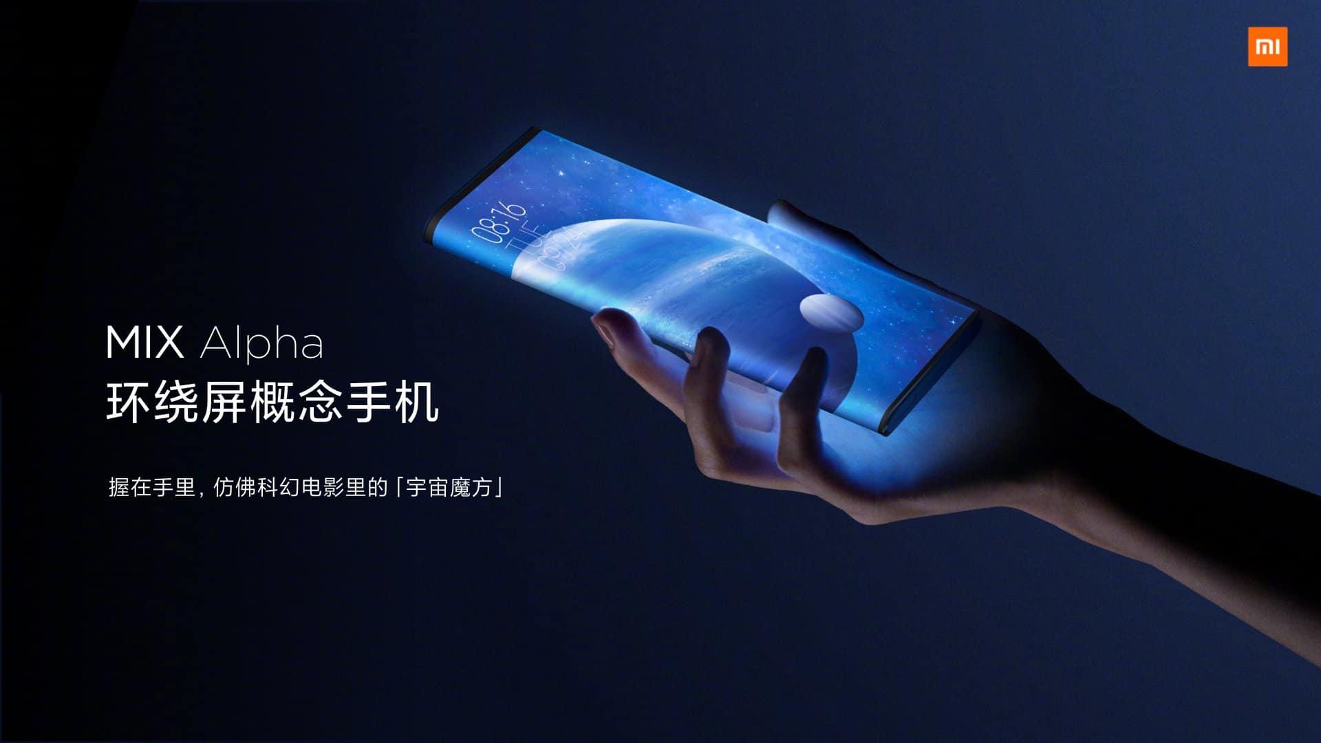 Xiaomi Mi MIX Alpha official image 6