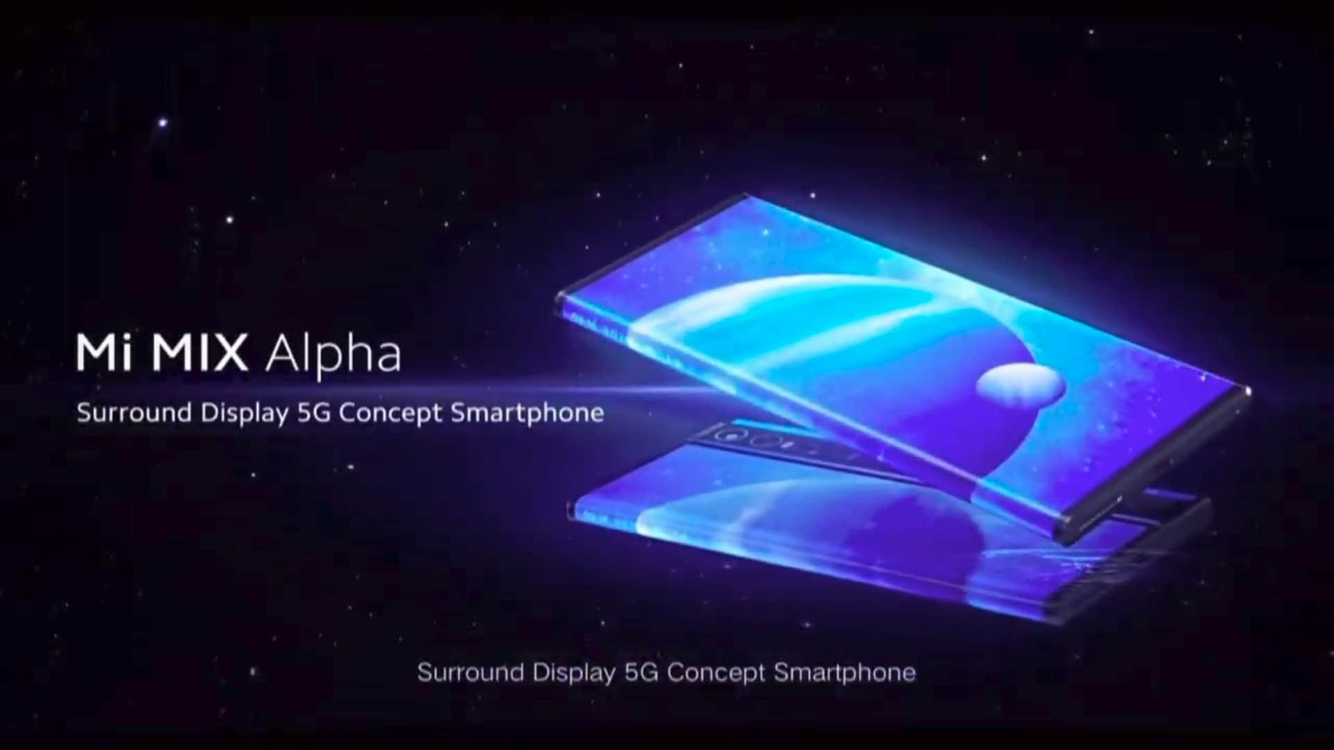 Xiaomi Mi MIX Alpha press conference 3