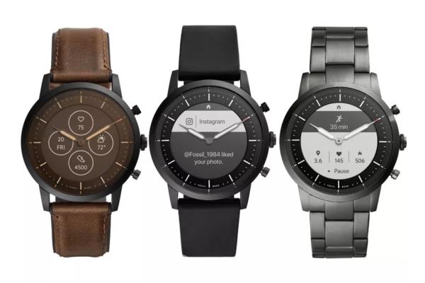 fossil hybrid watch 2