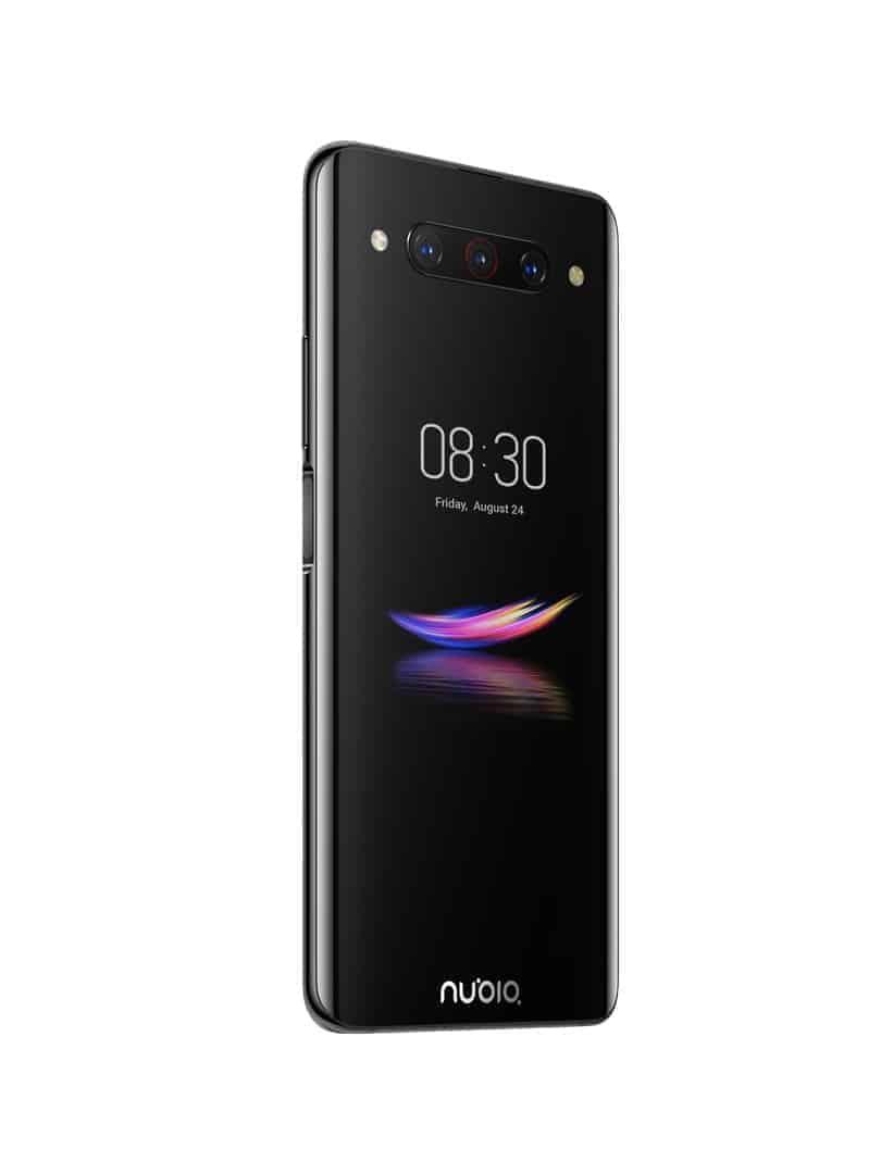 nubia Z20 Diamond Black 3