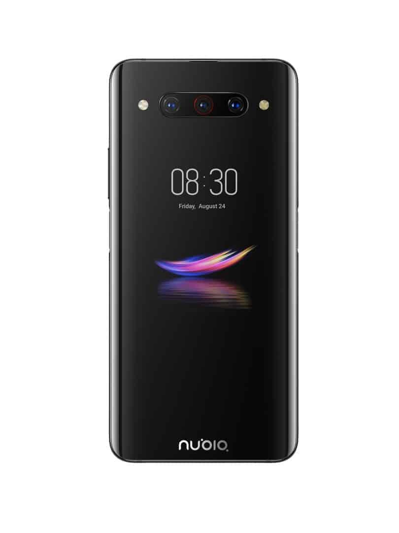 nubia Z20 Diamond Black 5