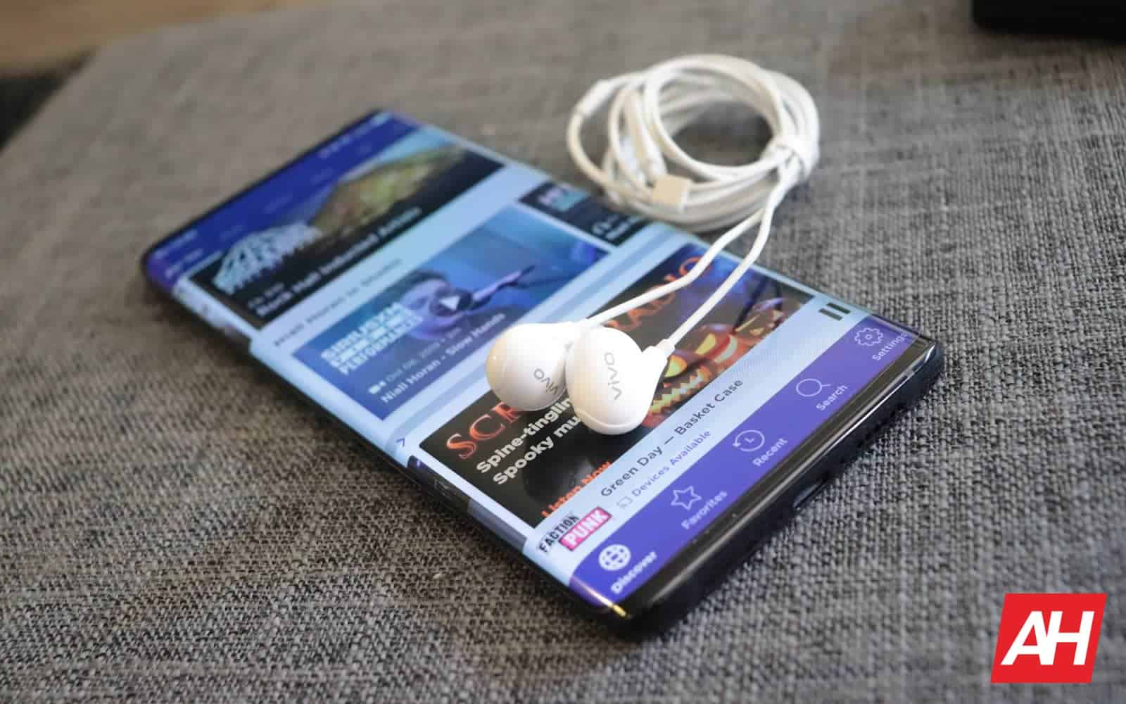 06 Vivo NEX 3 5G Review Audio AH 2019