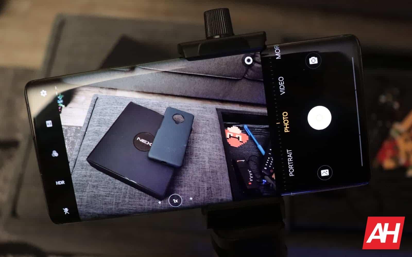 06 Vivo NEX 3 5G Review Camera AH 2019
