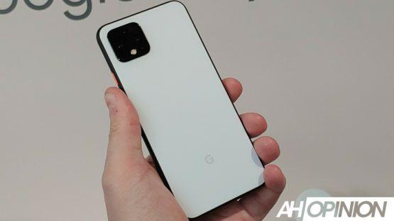AH Google Pixel 4 opinion