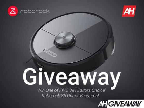 AH Roborock Giveaway Image 1
