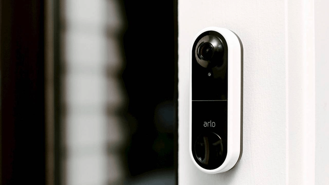 Arlo video doorbell 3