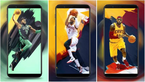 Basketball Wallpaper HD app image 1