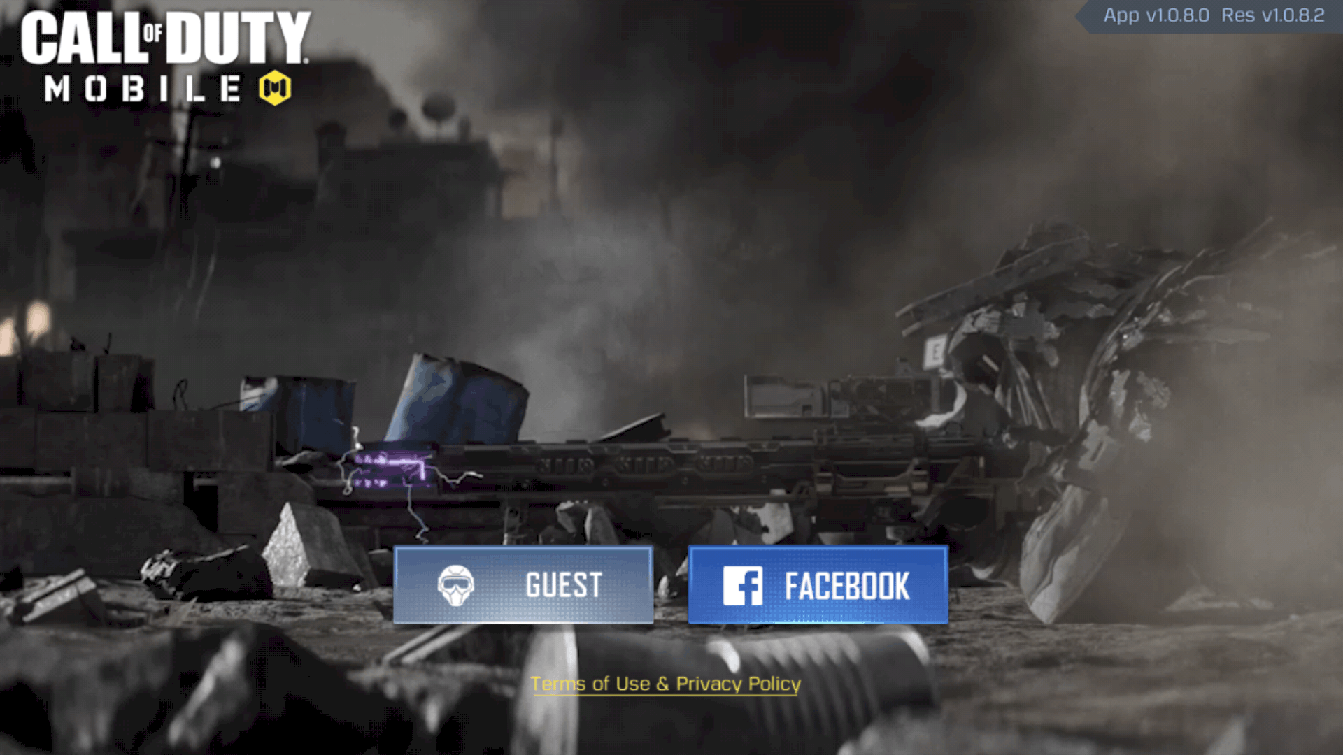 Call of Duty Mobile Facebook linking 2