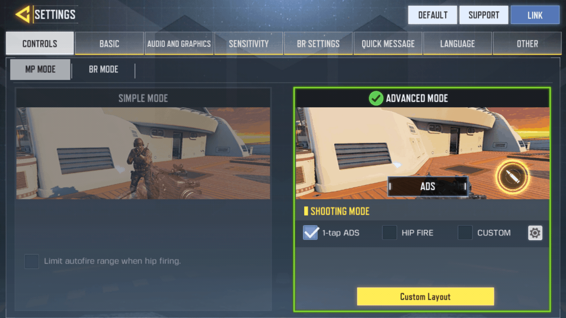 Call of Duty Mobile skills 2