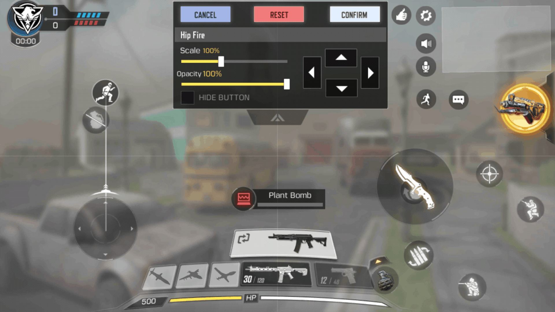 Call of Duty Mobile skills 4
