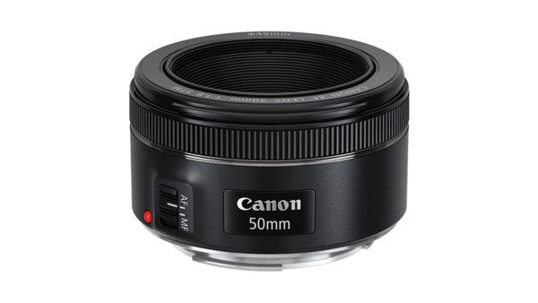 Canon EF 50mm f1 8 STM Lens image 2