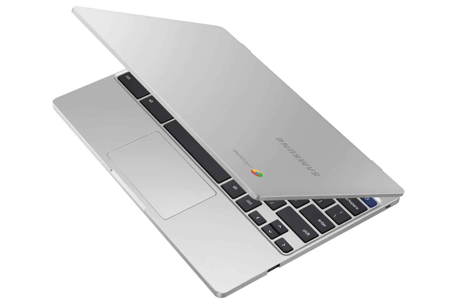 Chromebook 4 Dynamic Platinum Titan