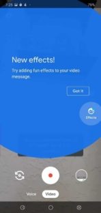 Google Duo new effects gallery 02