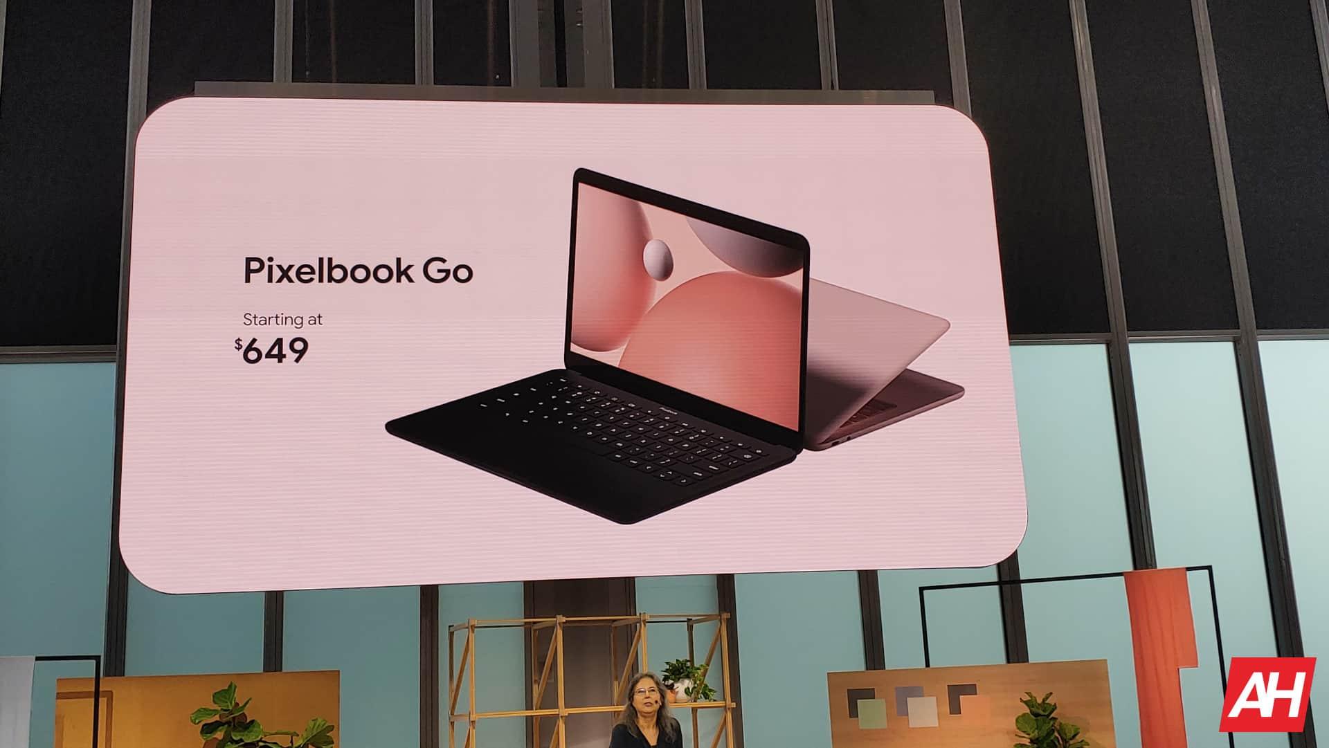 Google Event Pixelbook Go 6