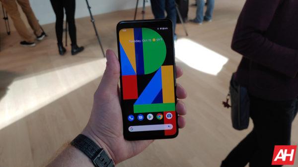 Google Pixel 4 Hands On AM AH 25