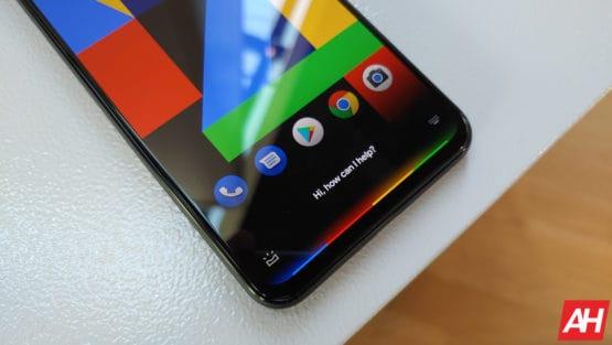 Google Pixel 4 Hands On AM AH 29