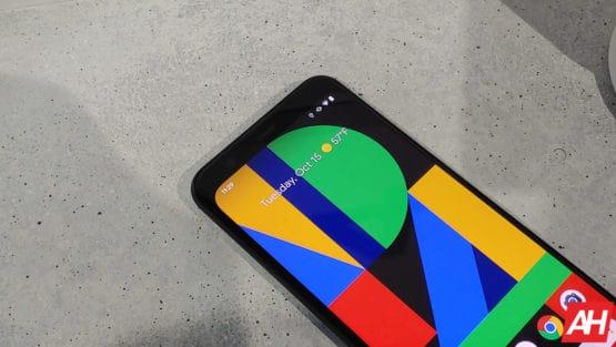 Google Pixel 4 Hands On AM AH 6
