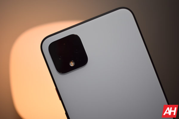 Google Pixel 4 Review AM AH 2