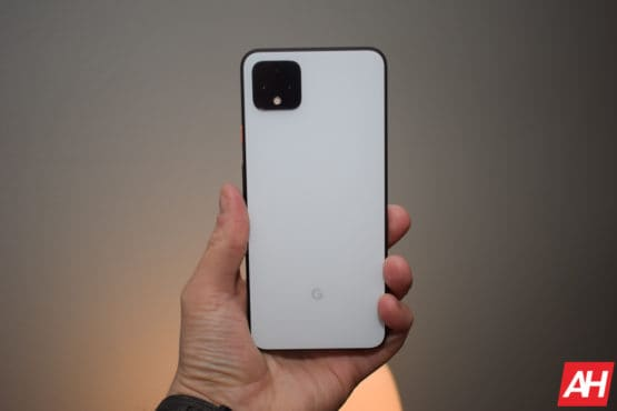 Google Pixel 4 Review AM AH 3