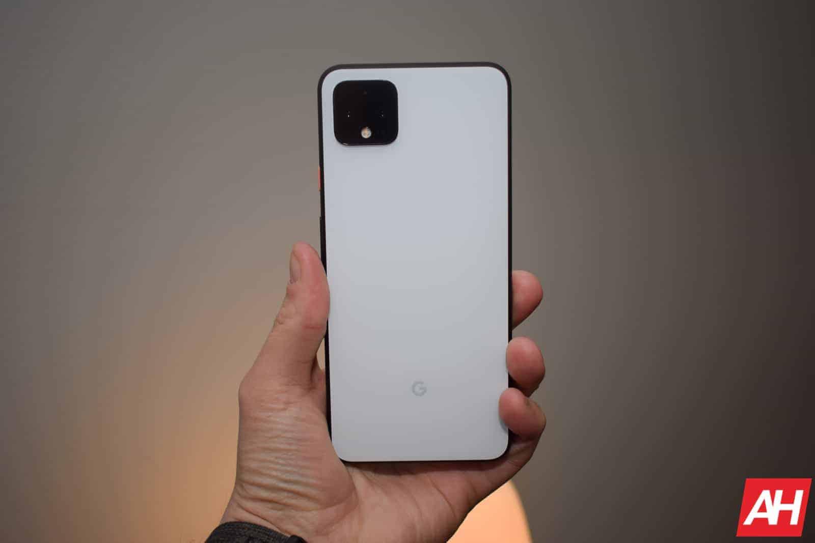 Google Pixel 4 Review AM AH 3