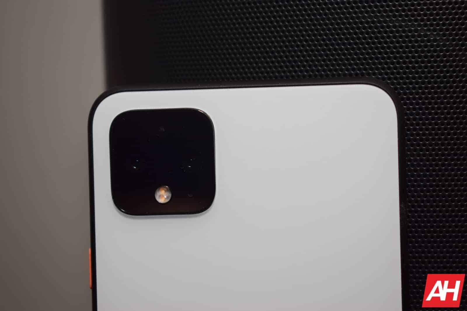 Google Pixel 4 Review AM AH 4