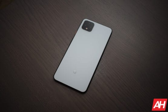Google Pixel 4 Review AM AH 6