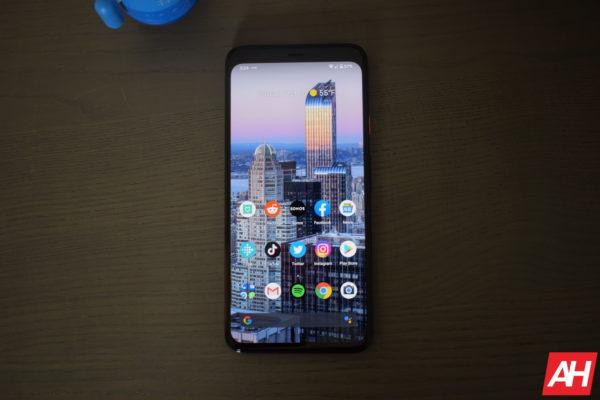 Google Pixel 4 Review AM AH 7