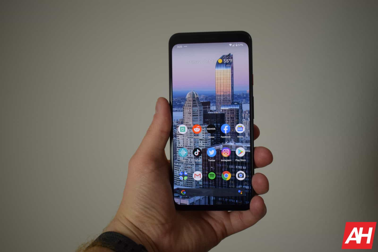 Google Pixel 4 Review AM AH 8